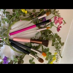 Lot of Makeup Brushes- Bare Minerals, Sheer Cover
